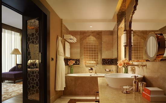 Mardan palace grand luxury for 5 star bathroom designs