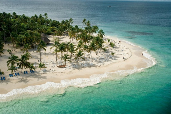 Cayo Levantado Beach