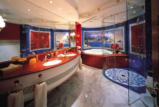 Luksusowy Burj Al Arab World Luxury
